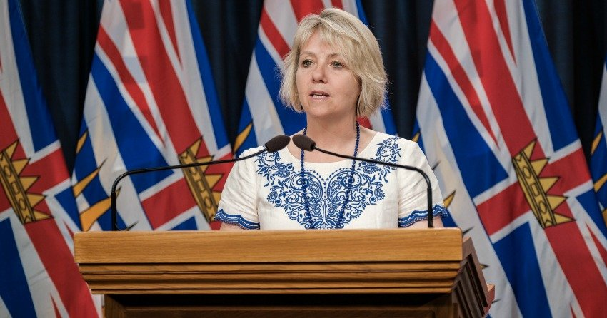 BC records 335 new COVID-19 cases, announces new health care and community outbreaks