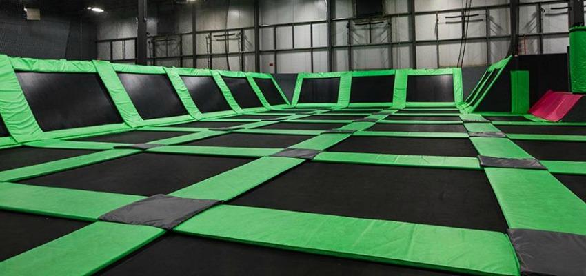 kamloops is getting an extreme trampoline park. Black Bedroom Furniture Sets. Home Design Ideas