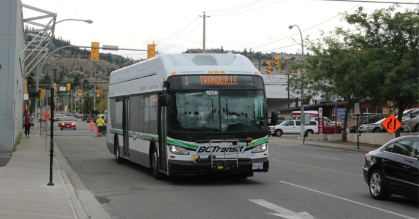 Major route changes coming for Kamloops transit on Sunday - KamloopsBCNow