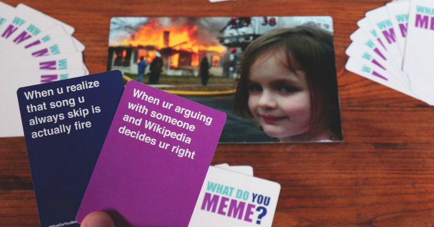 'What Do You Meme?' game named most popular gift worldwide ...
