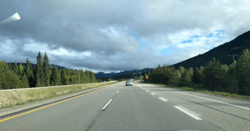 BC will begin conducting roadside checks to prevent inter-provincial travel