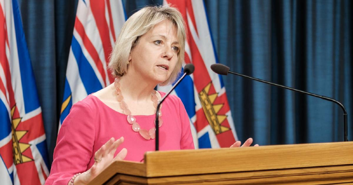 BC records 12 deaths, 834 new cases of COVID-19 as restrictions continue