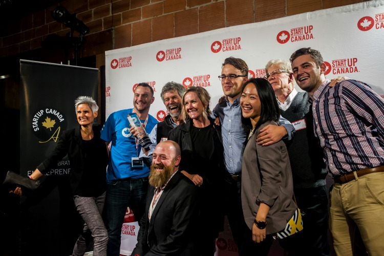 <who> Photo Credit: Startup Canada </who>
