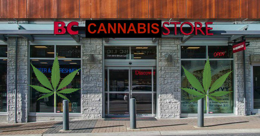 </who> Photo Credit: A rendering of what a BC government cannabis store may look like.