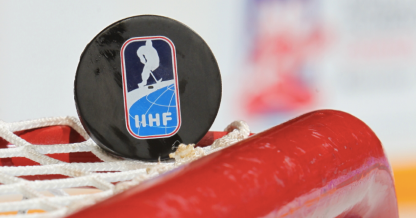 Germany has 8 players test positive for virus at junior hockey worlds