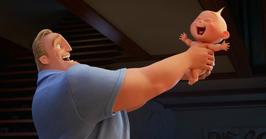 First The Incredibles 2 Trailer Shows Off Jack-Jack's Powers