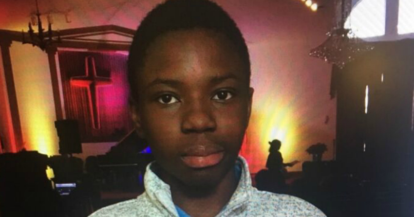 Boy, 14, screamed 'Help me!' as he was abducted on Toronto street