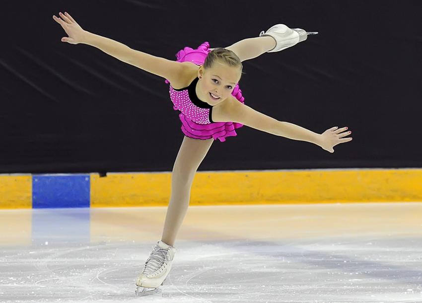 Kelowna Skating Club Deep In Talent At Interclub Competition