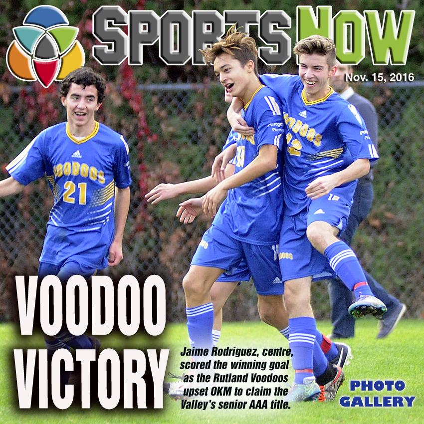 Rutland Voodoos Earn First Valley Senior AAA Boys Soccer Championship