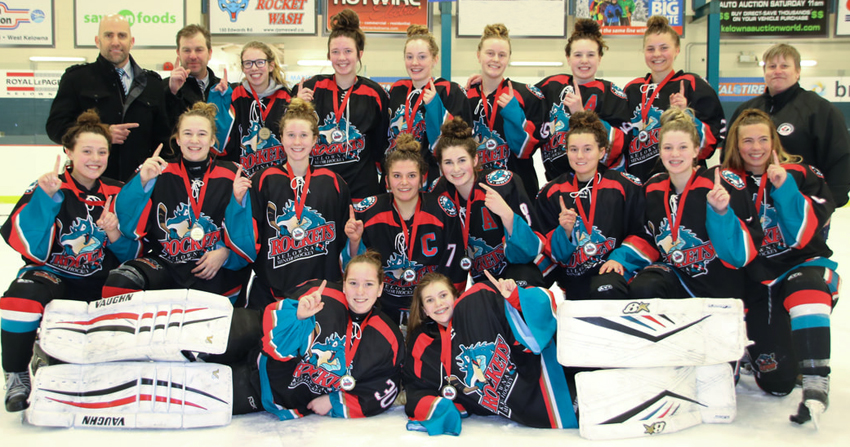WhoPhoto Credit Contributed WhoThe Kelowna Midget A Female