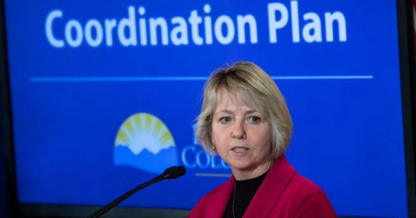 Number of COVID-19 cases in B.C. rises to 472