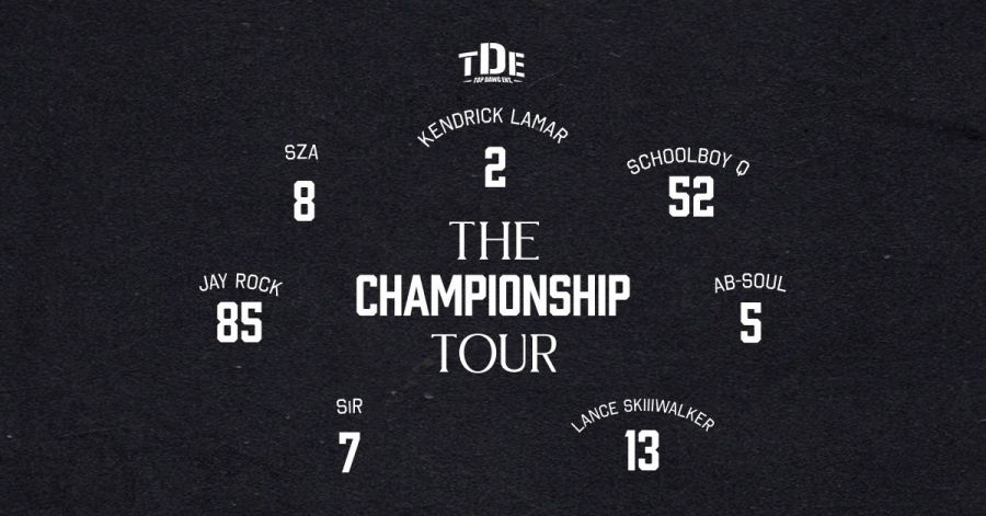 Kendrick Lamar Brings Top Dawg Entertainment Championship Tour to West Palm Beach