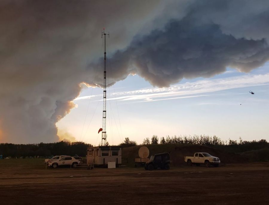 <who>Photo Credit: Alberta Wildfire