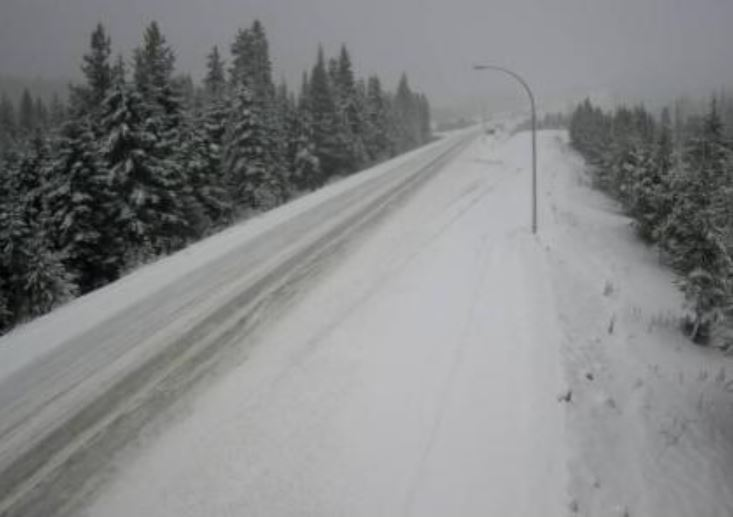 Coquihalla Highway closed south of Merritt following multi-vehicle collision