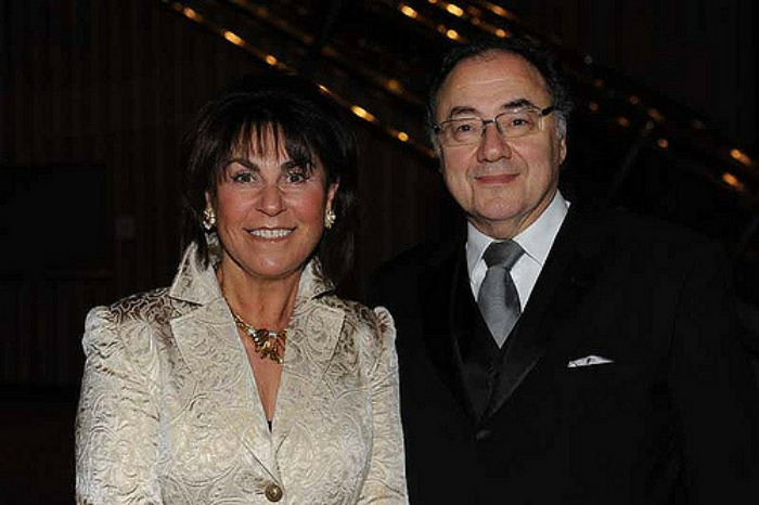 Billionaire and wife found dead at home
