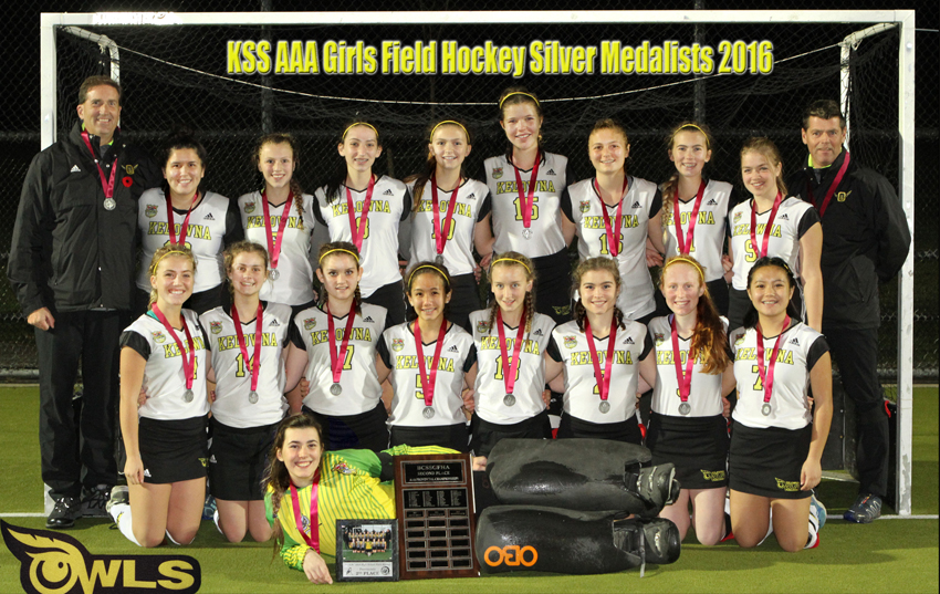 Kss Owls Secure Silver At Provincial Field Hockey Championship
