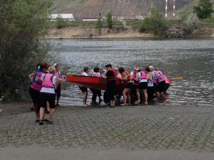 <who> Photo Credit: Spirit Warriors Dragon Boat Team </who>