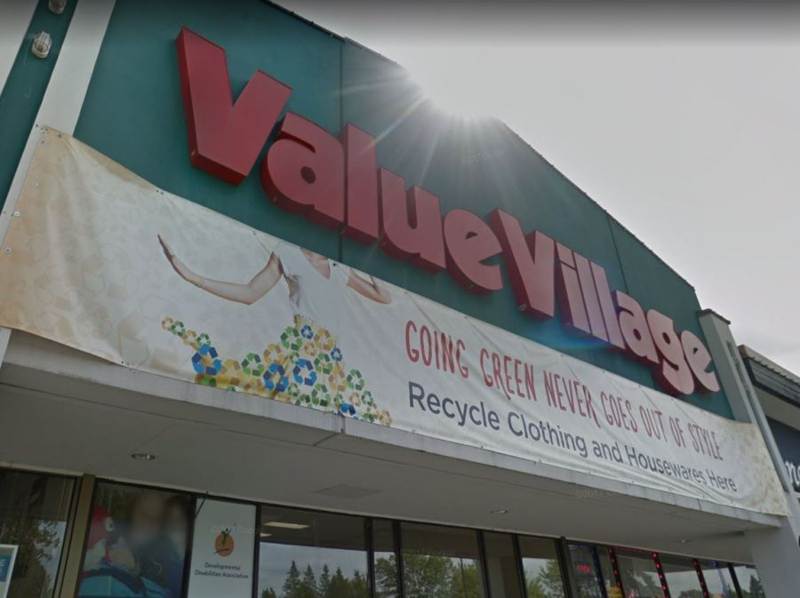 <who>Photo Credit: Google Maps</who>Value Village in Pitt Meadows