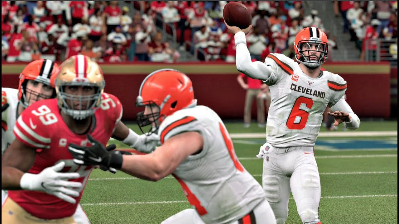 Cleveland Browns Football Live Streaming Game Online