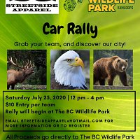 BC Wildlife Park Car Rally