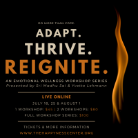 Reignite: An Emotional Wellness Workshop Series