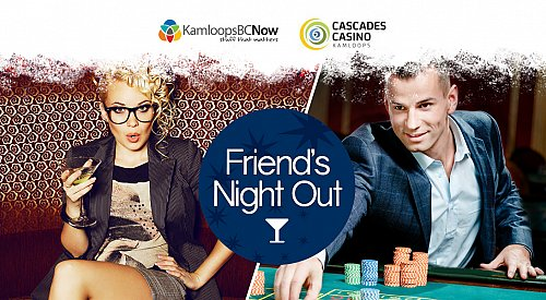 Closed - Contest Alert! Win a Friend's Night Out!