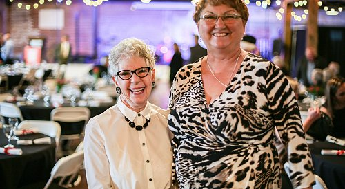 Inaugural Shaken Not Stirred event raises $10K for local Parkinson's disease services
