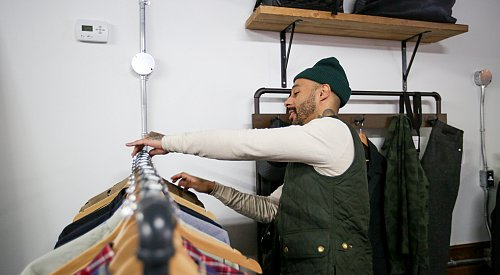 Grey Hearts Workshop: Tailoring to the Okanagan's unique clothing needs
