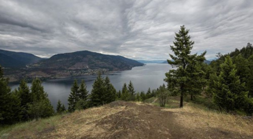 Okanagan Lake levels 2020: Lake still rising, showers in the forecast all weekend