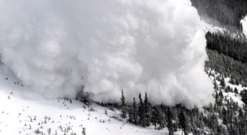 Avalanche control to close part of Hwy 1 this afternoon