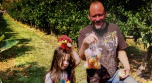 Girl, 6, left an orphan after her father died in Vernon car crash