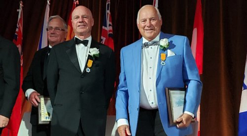 KF Aerospace founder Barry Lapointe inducted into Aviation Hall of Fame