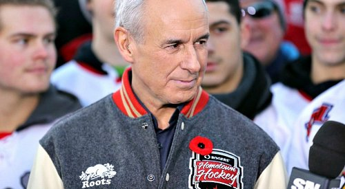 KamloopsBCNow chats with Ron MacLean ahead of Rogers Hometown Hockey stop