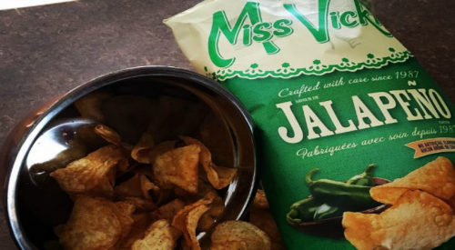 Miss Vickie's recalls Jalapeño flavoured chips