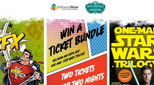 Flash Contest Alert! Win a Ticket Bundle from New Vintage Theatre!