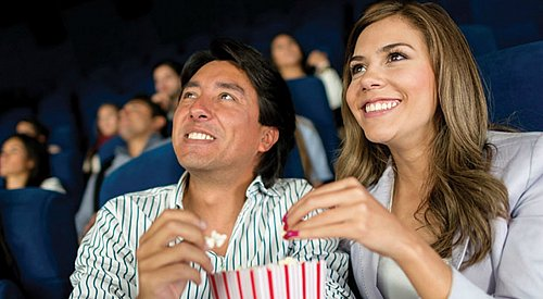 Cineplex hosting a full day of free movies