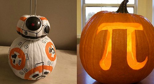 PHOTOS: Get inspired with these creative Jack-o-lanterns
