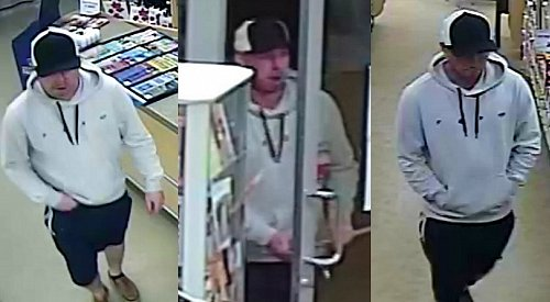 PG RCMP requesting the public's help in identifying man involved in indecent act