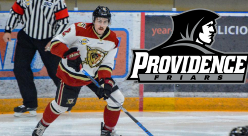 West Kelowna Warriors lose player to college hockey