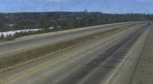 UPDATE: Hwy 97C cleared after vehicle incident near Loon Lake Road