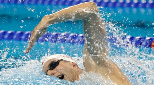 B.C. Olympic swimmer retires
