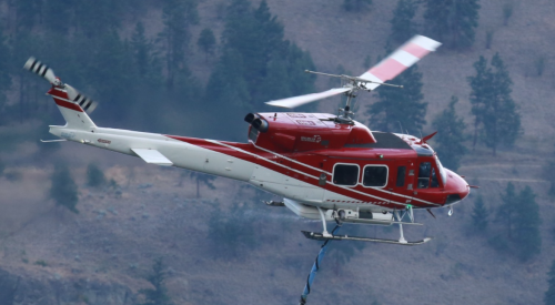UPDATE: Lumby wildfire 100% contained