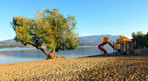 Okanagan Lake levels for 2018: A couple of inches to go