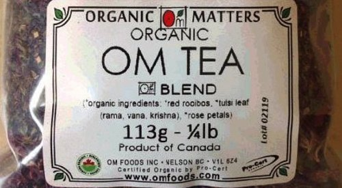 Two tea blends recalled across British Columbia amid salmonella concerns