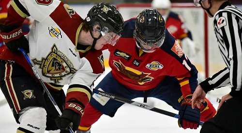West Kelowna Warriors fall to Merritt Centennials