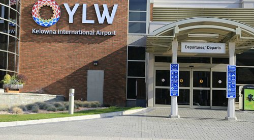 Number of lengthy delays at YLW after foggy Edmonton weather creates backlog of flights
