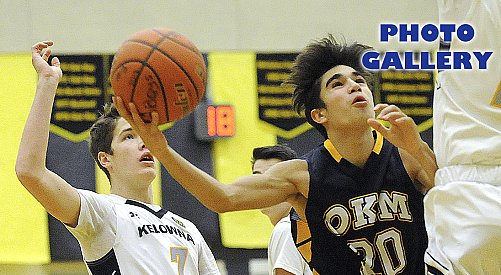 Upset win over Owls earns OKM first junior boys hoop title since 1981