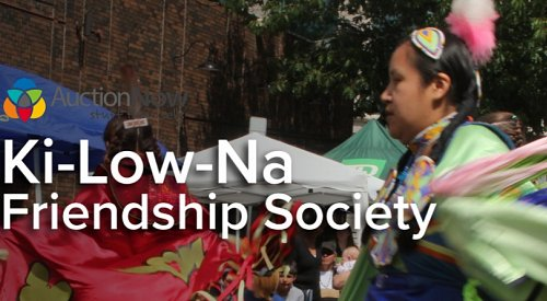 We are live! The Ki-Low-Na Friendship Society auction is now open