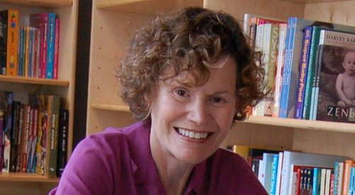 Author Judy Blume recognized for her literary contributions to pre-teen girls