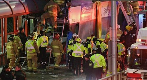 Hospital seeing improvement from injured occupants of Ottawa bus crash